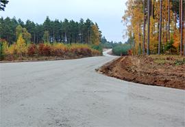 Budowa dróg gruntowych